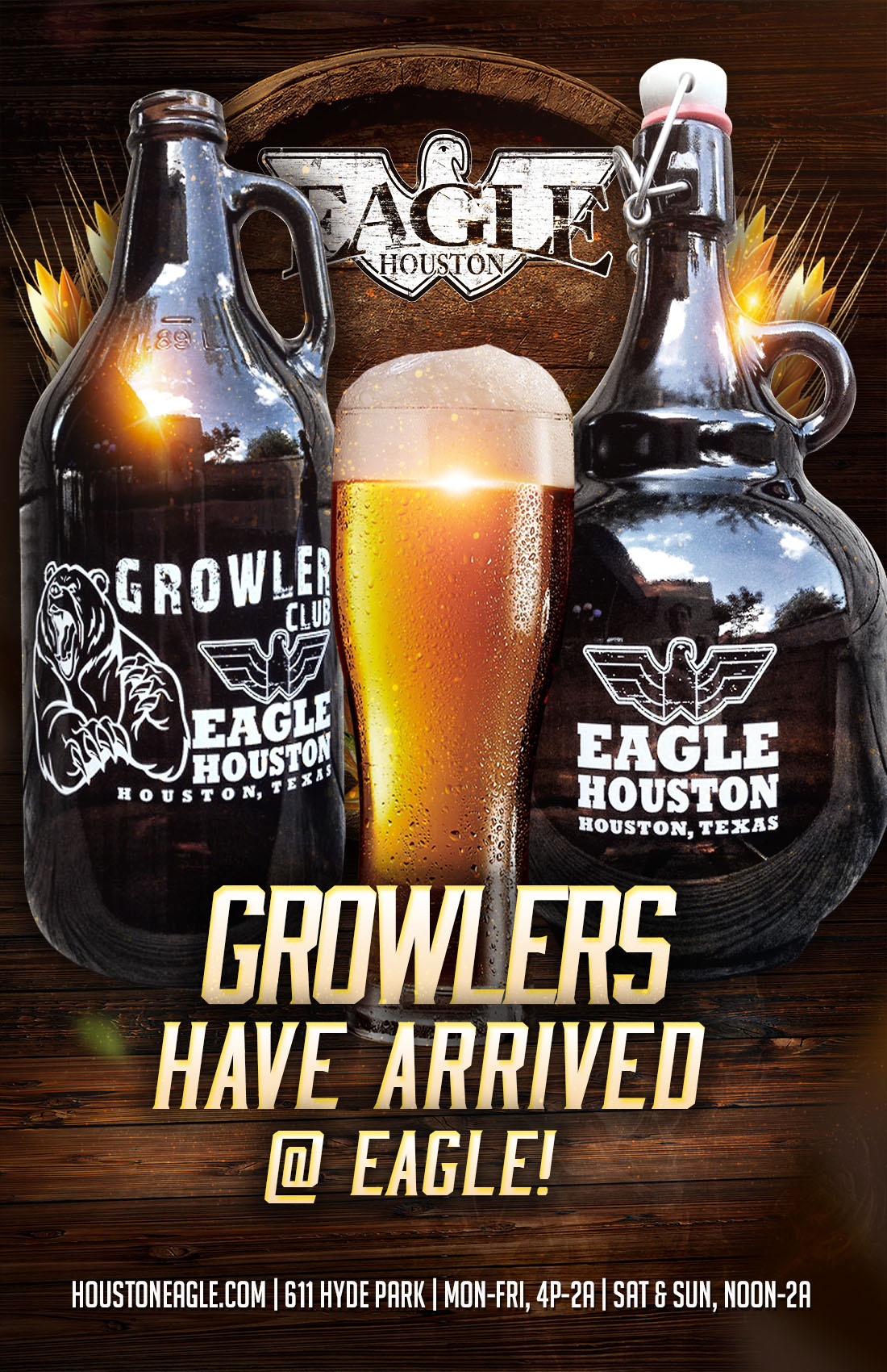 A Stylish, 4 Pint, Beer Storage Bottle For Parties Of 2 Or More. Served  Over Ice, The Growler Is Sealable To Keep Beer Fresh And Properly  Carbonated.